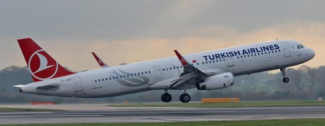 Review of Turkish Airlines flight from Manchester to Istanbul in Economy