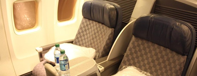 Review of American Airlines flight from Dallas-Fort Worth to