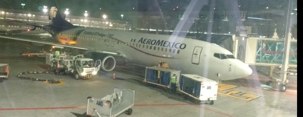 Review Of Aeromexico Flight From Mexico City To Cancún In Economy