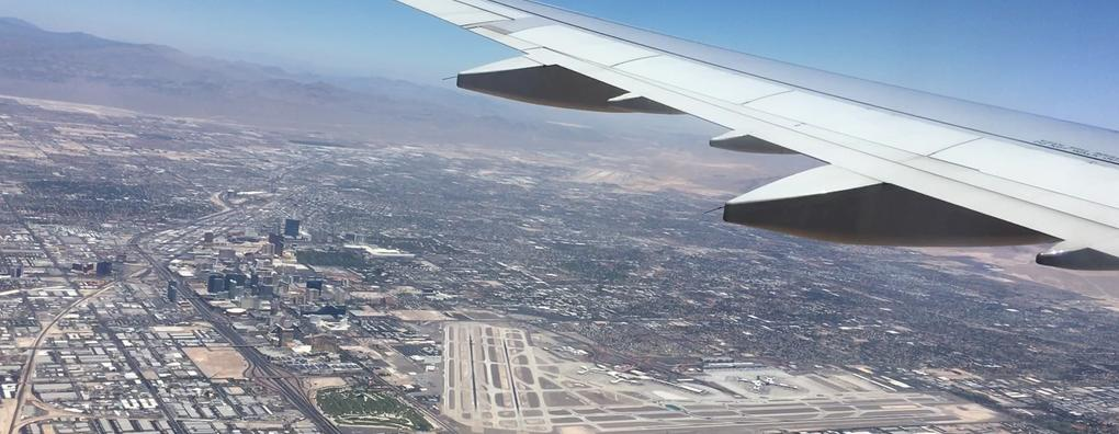Review Of American Airlines Flight From Los Angeles To Las