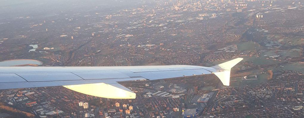 Review Of Aer Lingus Flight From Dublin To Manchester In