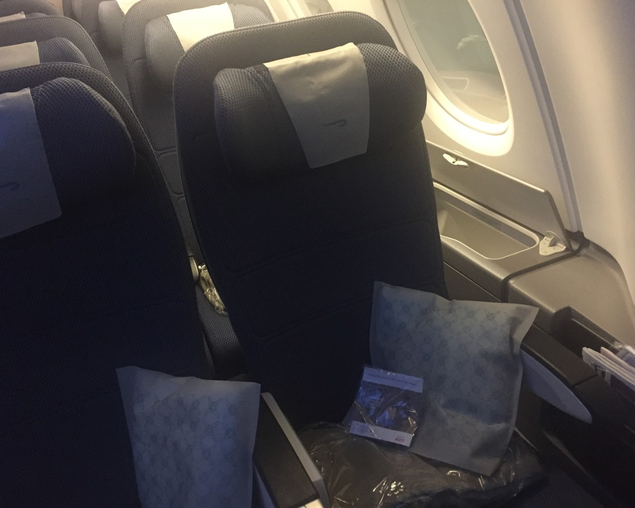Review Of British Airways Flight From Los Angeles To