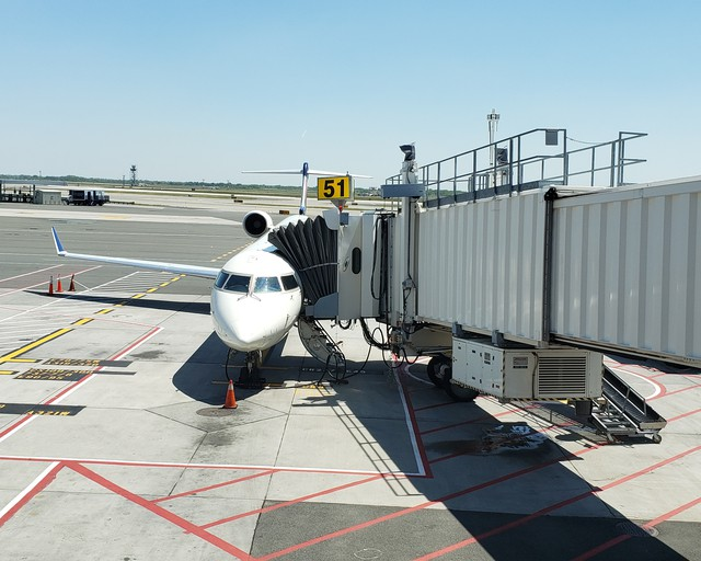 Review of Delta (Endeavor Air) flight from Toronto to New ...