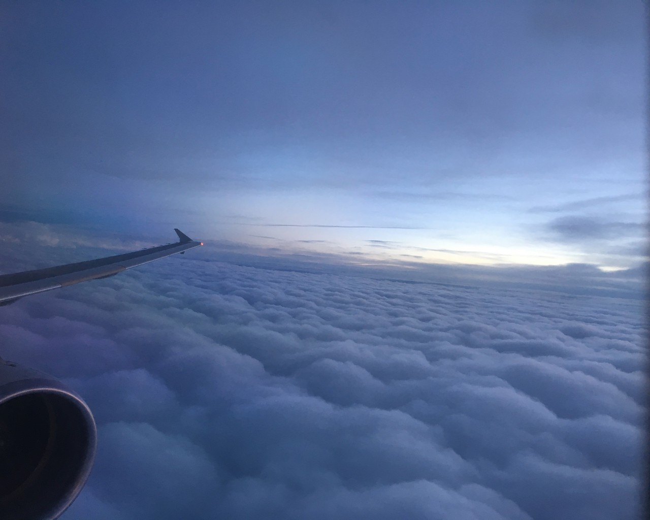 Review Of American Airlines Flight From Orlando To
