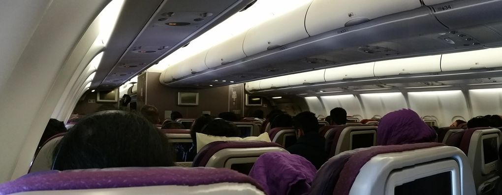 Review of Malaysia Airlines flight from Kuala Lumpur to ...