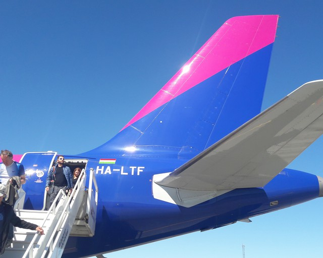 Review Of Wizz Air Flight From Vienna To Reykjavik In Economy