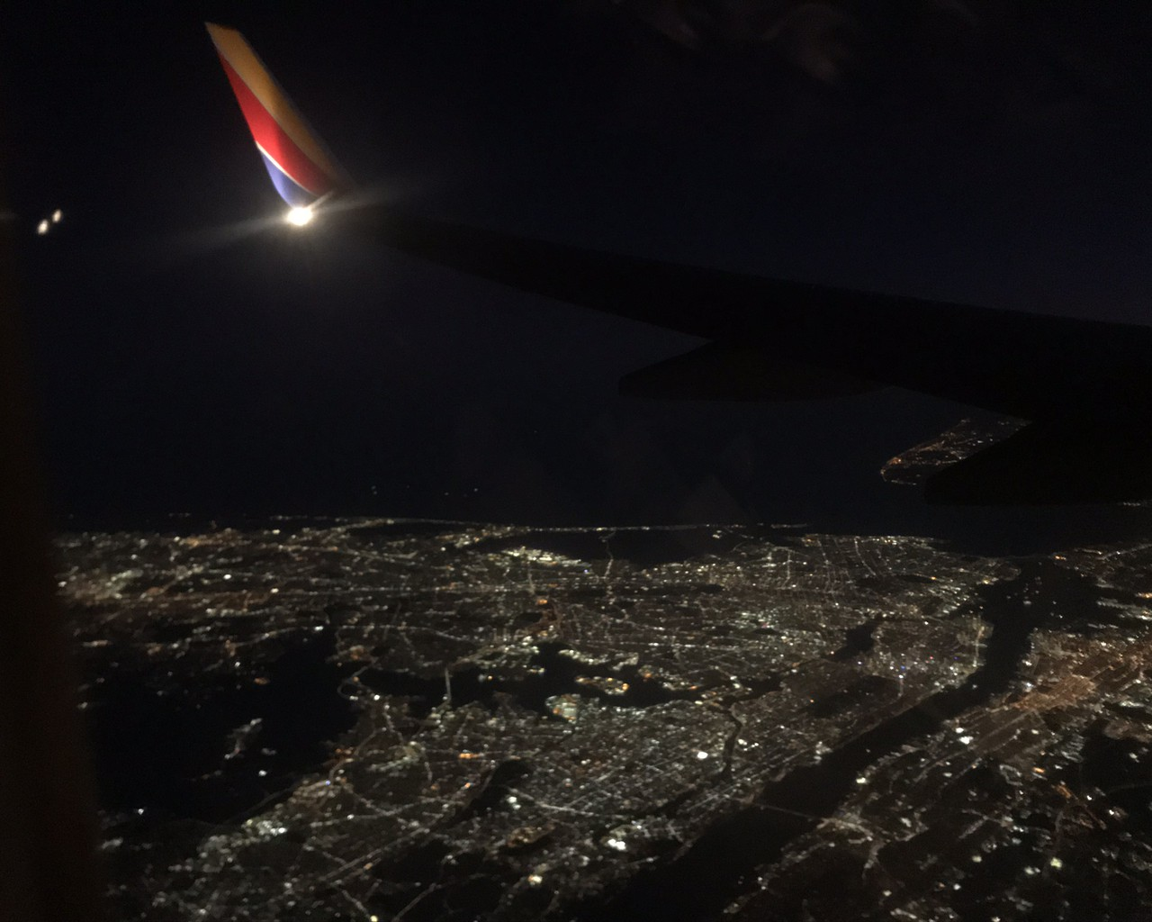 Review Of Southwest Airlines Flight From Providence To