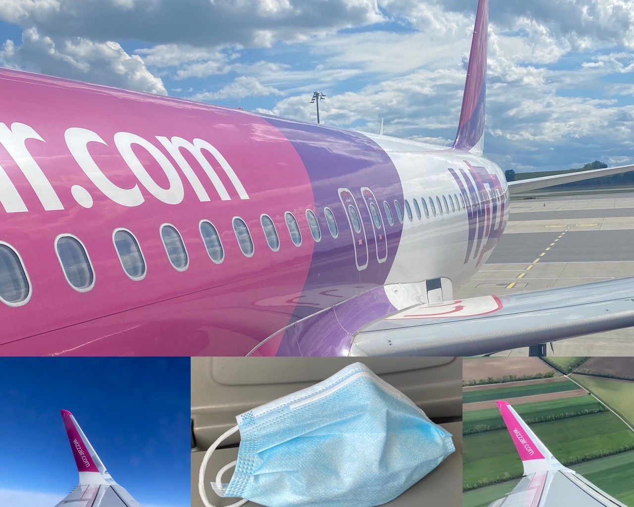 Review Of Wizz Air Flight From Vienna To Lisbon In Economy