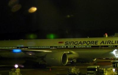 Review of Singapore Airlines flight from Singapore to Sydney ...