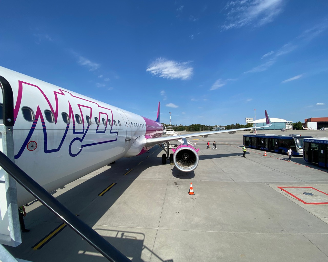 Review Of Wizz Air Flight From Vienna To Warsaw In Economy
