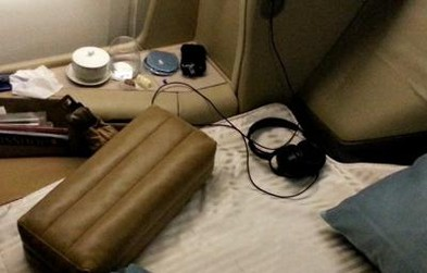 Review of Singapore Airlines flight from Beijing to Singapore in ...