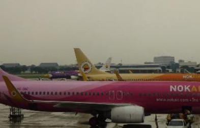 review of nok air flight from chiang rai to bangkok in economy. Black Bedroom Furniture Sets. Home Design Ideas