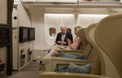 Review Of Singapore Airlines Flight From Singapore To Mal 233