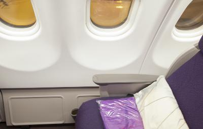Review of Malaysia Airlines flight from New Delhi to Kuala ...