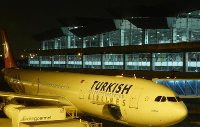 Avis du vol turkish airlines sao paulo istanbul en for Vols interieur bresil